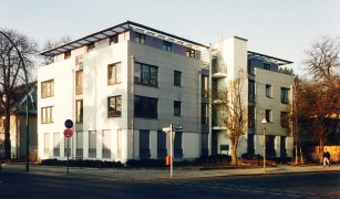 Wohn- und Bürohaus Hubertusallee 27  Berlin-Wilmersdorf