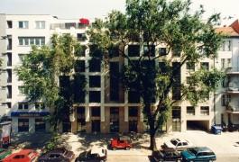 Wohn- und Bürohaus Bismarckstr. 72/Fritschestr. 61-63  Berlin-Charlottenburg