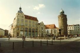 Geschäftshaus und Museum Demianiplatz 8-10/Am Museum 2  Görlitz (Sachsen)
