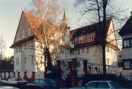 Wohnhaus Akazienallee 14  Berlin Westend