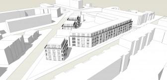 Ideenfindung Wohnungneubau Berlin-Karlshorst