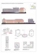 Sanierung des Rathauses Berlin-Zehlendorf auf Nullheizenergieniveau