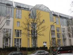 Internationales Begegnungszentrum IBZ Berlin-Charlottenburg-Wilmersdorf