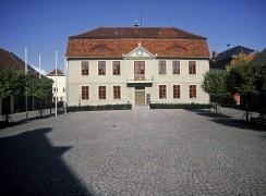 Rathaus der Stadt Malchow (Mecklenburg)