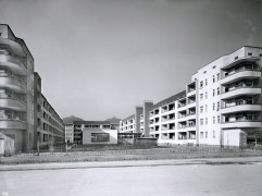 Museumsdepot für das Bauhausarchiv  in der Carl-Legien-Siedlung  Berlin Prenzlauer Berg